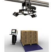 CSN840 Pallet dimensioning system