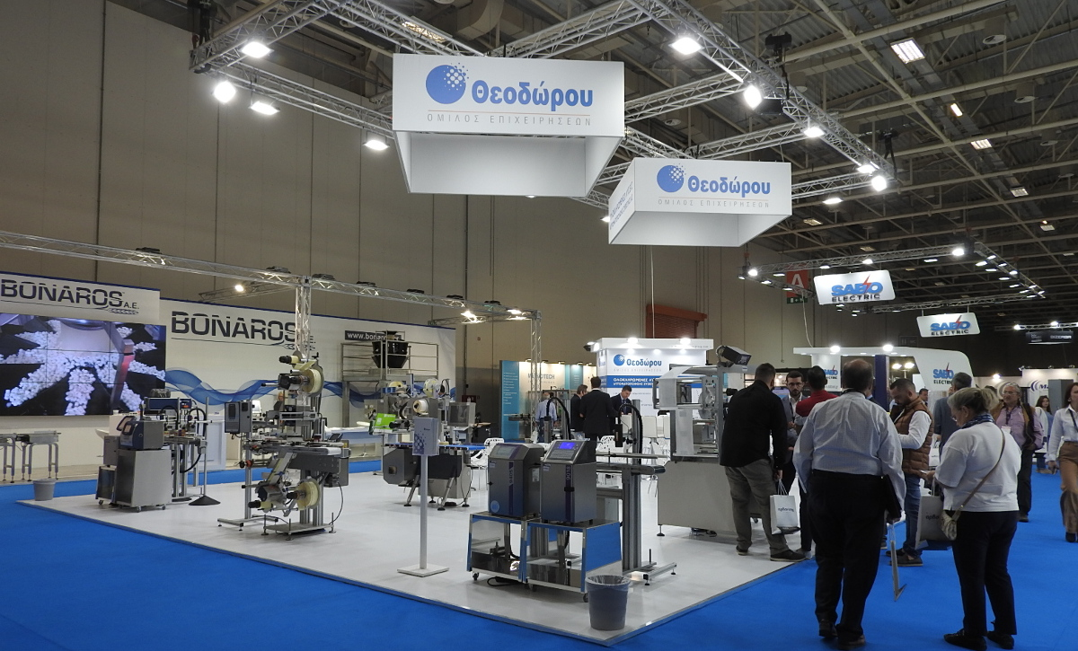 Theodorou Group successfully participated at FoodTech 2019!